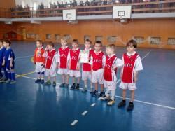 Награждение команды детского сада 276 «Антошка»